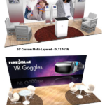 FabLite Tension Fabric Booths