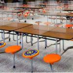 Sneeze Guards for Schools